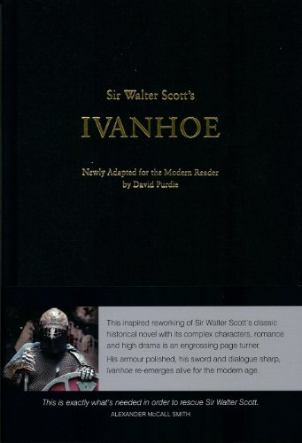 9781908373588: Sir Walter Scott's Ivanhoe: Newly Adapted for the Modern Reader by David Purdie