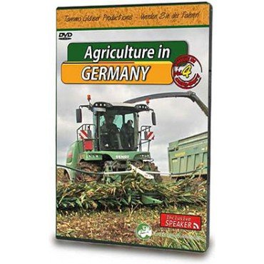9781908397249: AGRICULTURE IN GERMANY VOLUME 4 (DVD) - JÖRN AND TAMMO GLÄSER