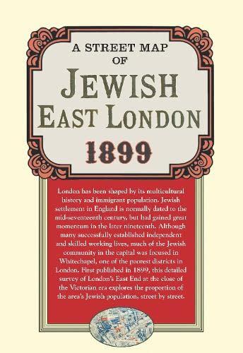 9781908402370: Jewish East London, 1899