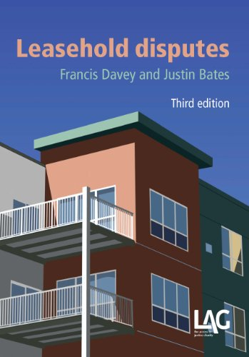 Leasehold Disputes (Paperback): Francis Davey, Justin Bates