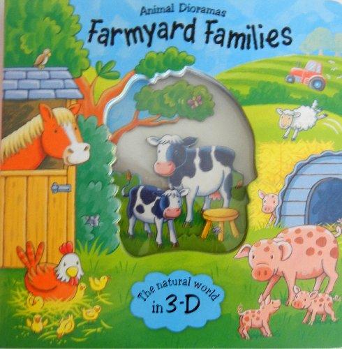 9781908410108: Farmyard Families: Animal Dioramas