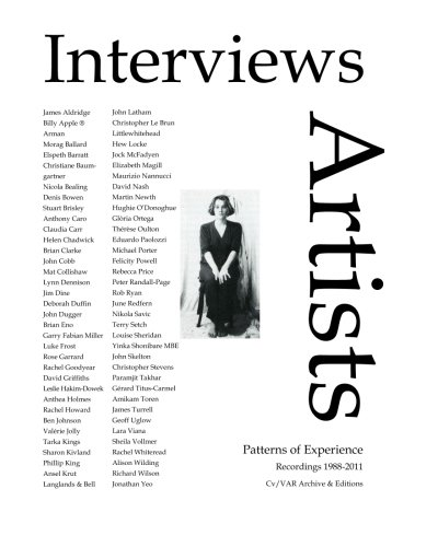 9781908419255: Interviews=Artists 4: Patterns of Experience