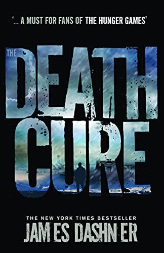 9781908435200: Death Cure (Maze Runner Series)