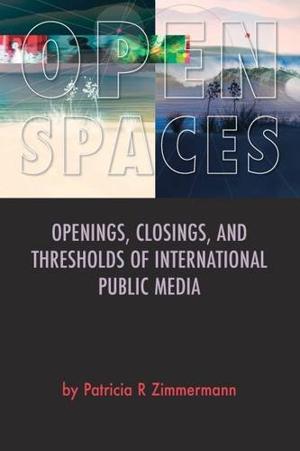 9781908437136: Open Spaces: Openings, Closings, and Thresholds of International Public Media