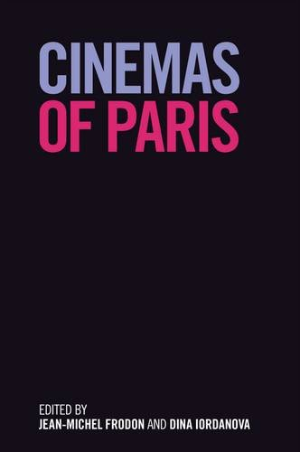 Cinemas of Paris (Hardback)