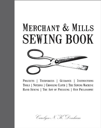9781908449092: Merchant & Mills Sewing Book