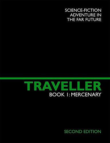 Traveller: Book 1: Mercenary (Second Edition, MGP4000): Sprange, Matthew