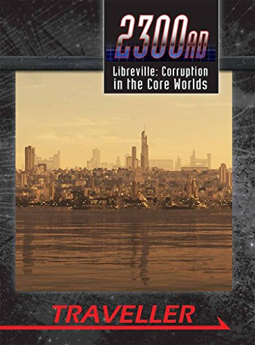 9781908460486: Libreville: Corruption in the Core Worlds (MGP200013)