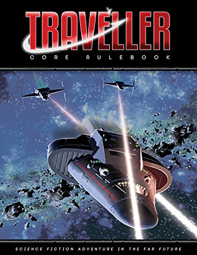 9781908460523: Traveller Core Rulebook (Second Edition)