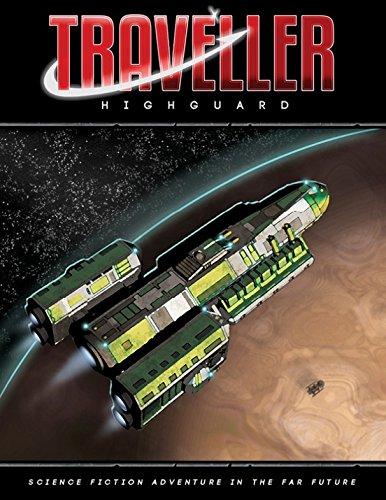 Traveller : Highguard (MGP40002): Mongoose Publishing