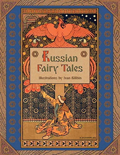 Russian Fairy Tales (Illustrated): Alexander Afanasyev