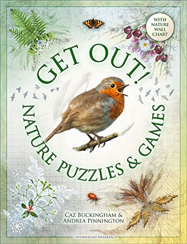 9781908489081: Get Out!: Nature Puzzles & Games