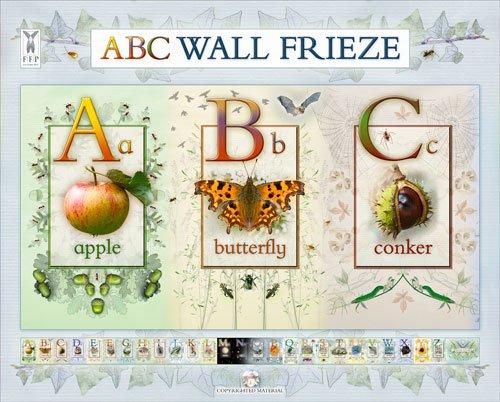 9781908489104: ABC Wall Frieze