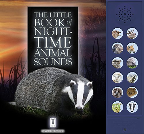 9781908489272: The Little Book of Night-Time Animal Sounds