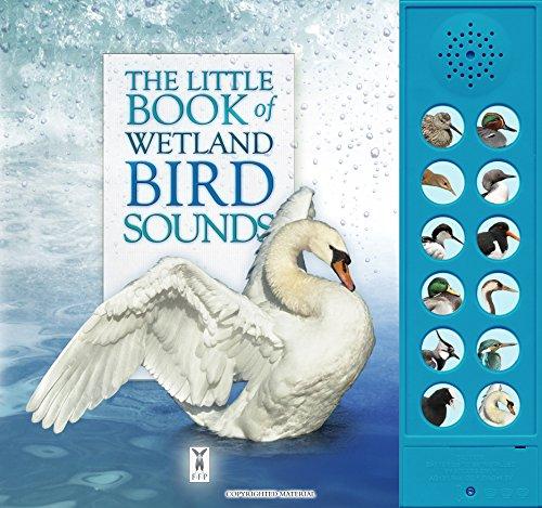 The Little Book of Wetland Bird Sounds (Sound Books): Andrea Pinnington