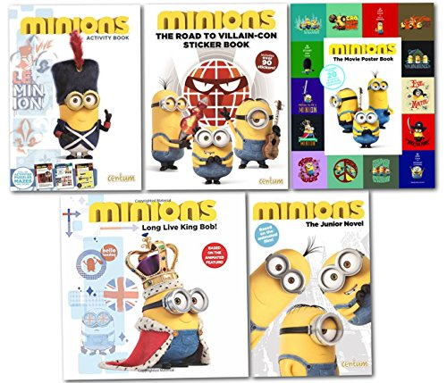 9781908497604: Minions Children Story, Activity And Sticker