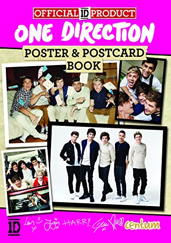 9781908497772: One Direction Poster & Postcard Book
