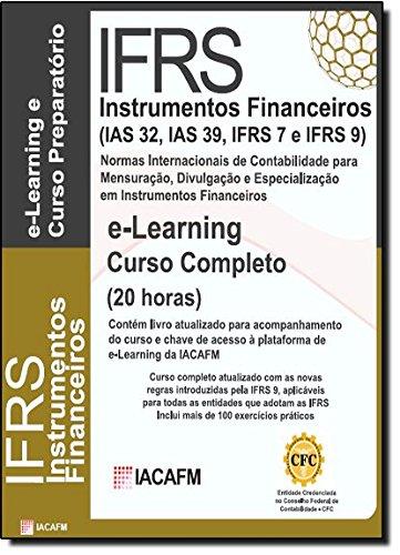 9781908514844: Livro + E - Learning: I F R S Instrumentos Financeiros