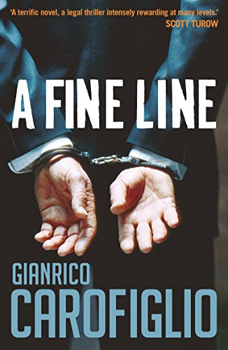 9781908524614: A Fine Line (Guido Guerrieri)