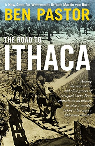 9781908524805: The Road to Ithaca (Martin Bora)