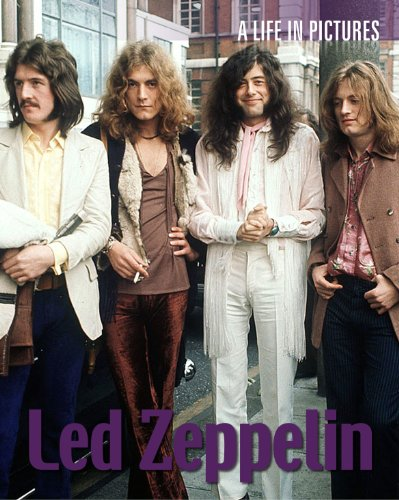 9781908533999: Led Zeppelin: A Life in Pictures