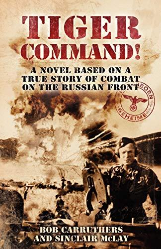 9781908538611: Tiger Command!
