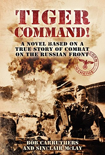 9781908538741: Tiger Command!