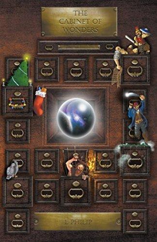 The Cabinet of Wonders: Book 1: Philip's Story: Ellis Delmonte