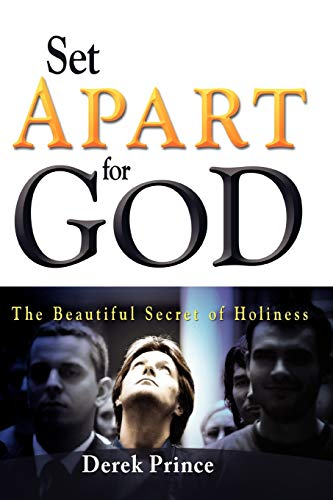 Set Apart to God (1908594047) by Prince, Derek