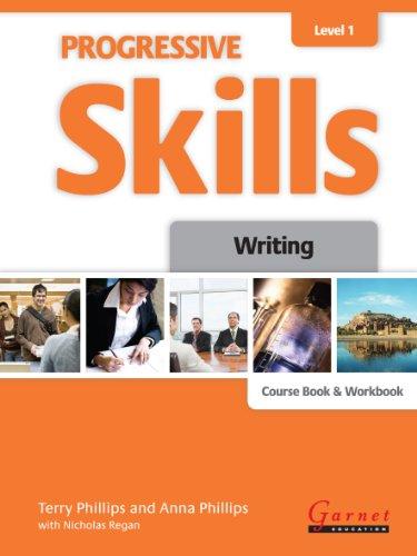 9781908614049: Progressive Skills 1 - Writing Combined Course Book and Workbook 2012