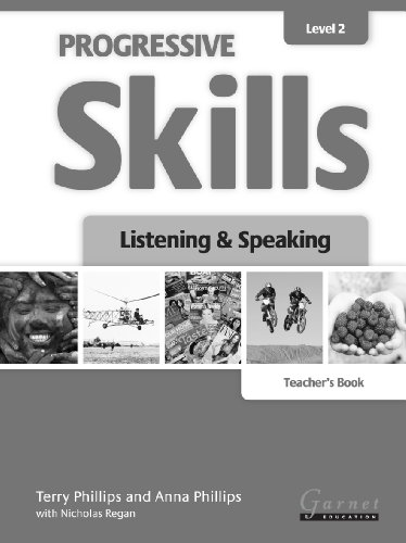 9781908614070: Progressive Skills in English Level 2 Listening and Speaking Teacher's Book