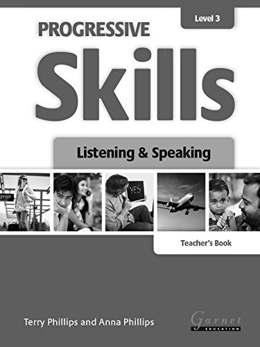 Progressive Skills 3 - Listening and Speaking - Teacher's Book 2012 (9781908614131) by [???]