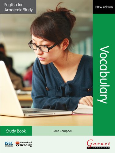 Vocabulary 2012 (English for Academic Study): Campbell, Colin
