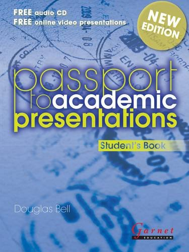 Passport to Academic Presentations Course Book CDs (Revised Edition) (Mixed media product): Douglas...