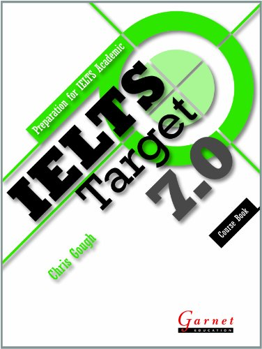9781908614919: IELTS Target 7.0 Coursebook with CD