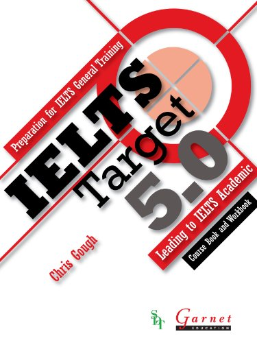 9781908614933: IELTS Target 5.0 Course Book and Workbook and Audio DVD
