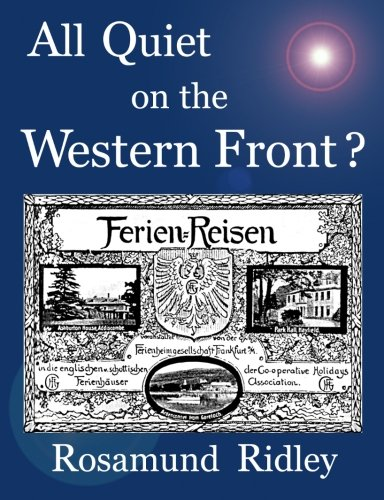 9781908637116: All Quiet on the Western Front ?