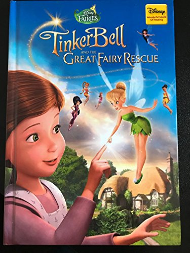 9781908648853: Tinker Bell Great Fairy Rescue (Disney Wonderful World of Reading)
