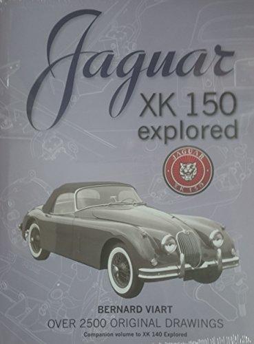 Jaguar XK 150 Explored: Viart Bernard