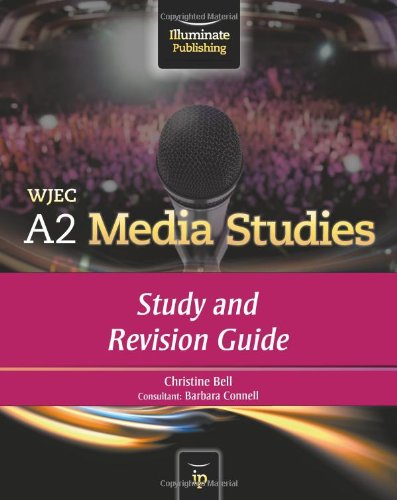 9781908682017: Wjec A2 Media Studies: Study and Revision Guide
