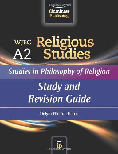 9781908682109: Wjec A2 Religious Studies: Studies in Philosophy of Religion