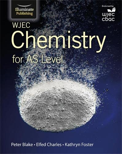9781908682543: WJEC Chemistry for AS Level: Student Book