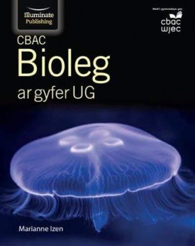 9781908682826: CBAC Bioleg ar gyfer UG (WJEC Biology for AS Student Book)