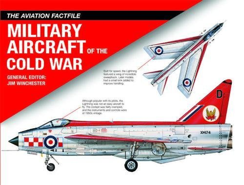 9781908696717: Military Aircraft of the Cold War: Aviation Fact File