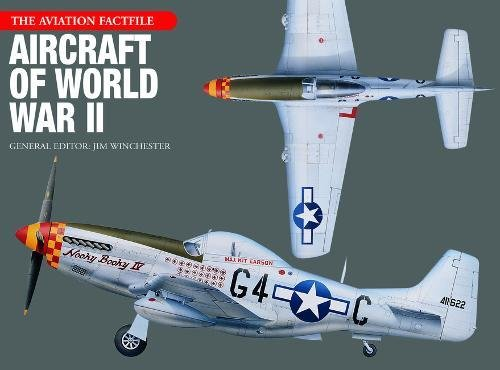 9781908696724: Aircraft of World War II (The Aviation Factfile)