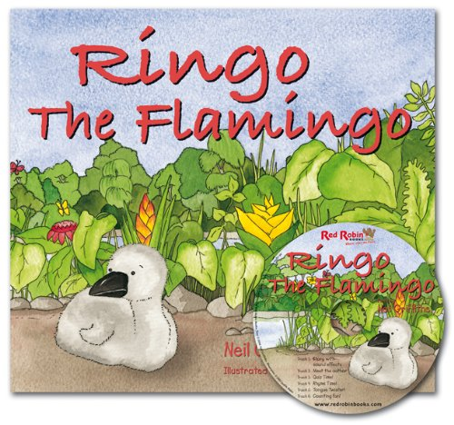 9781908702029: Ringo the Flamingo