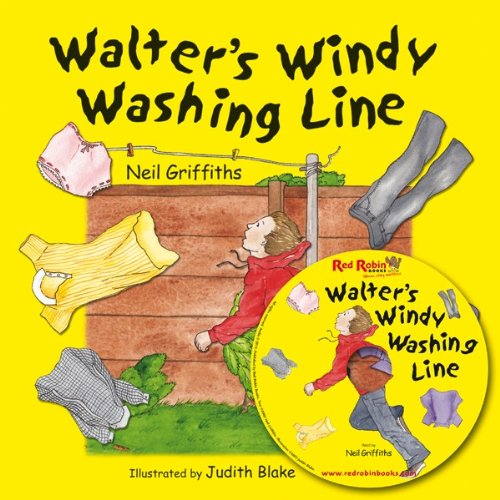9781908702142: Walter's Windy Washing Line