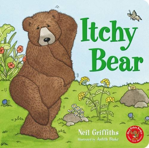 9781908702258: Itchy Bear