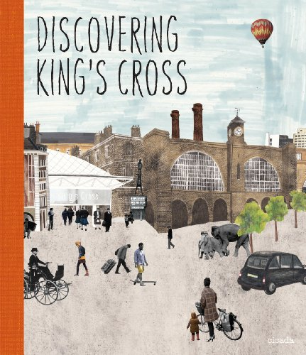 9781908714022: Discovering King's Cross: A Pop-Up Book