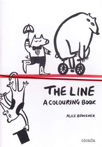 9781908714237: The Line: A Colouring Book